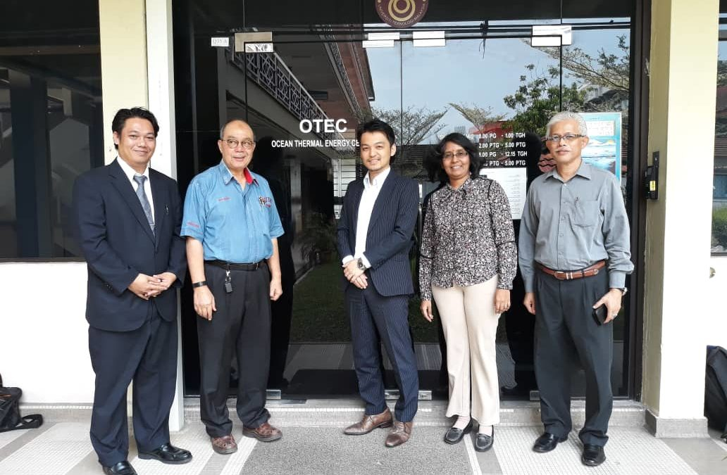 27 July 2018 : Spin-Off OTEC Meeting