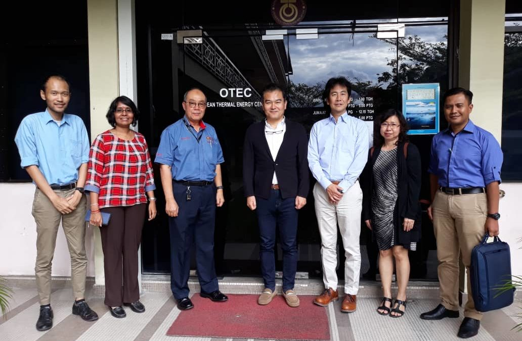 Meeting with Japan International Cooperation Agency (JICA)
