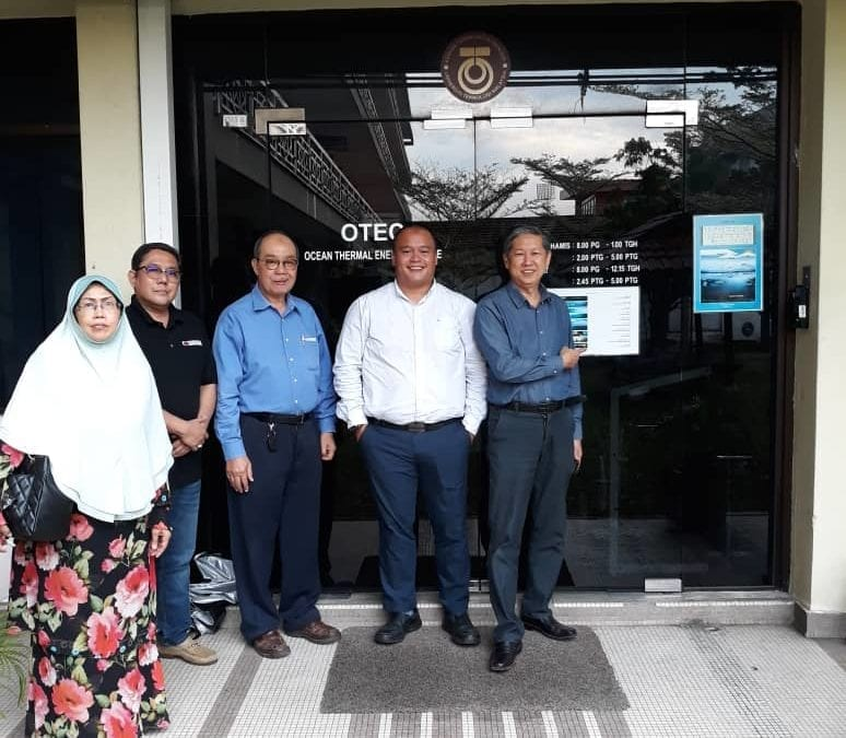 27 August 2019: Meeting with Megamoves Logistics Services, Brunei DS and Others