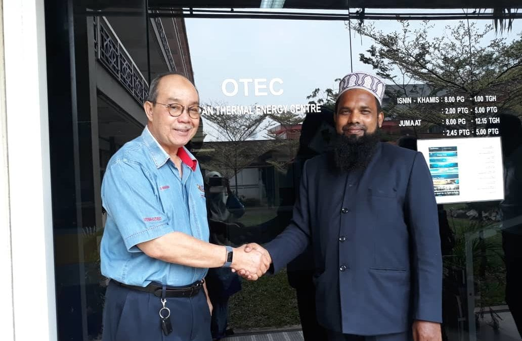 6 September 2019: Meeting with C.P. Abdul Khader and Others